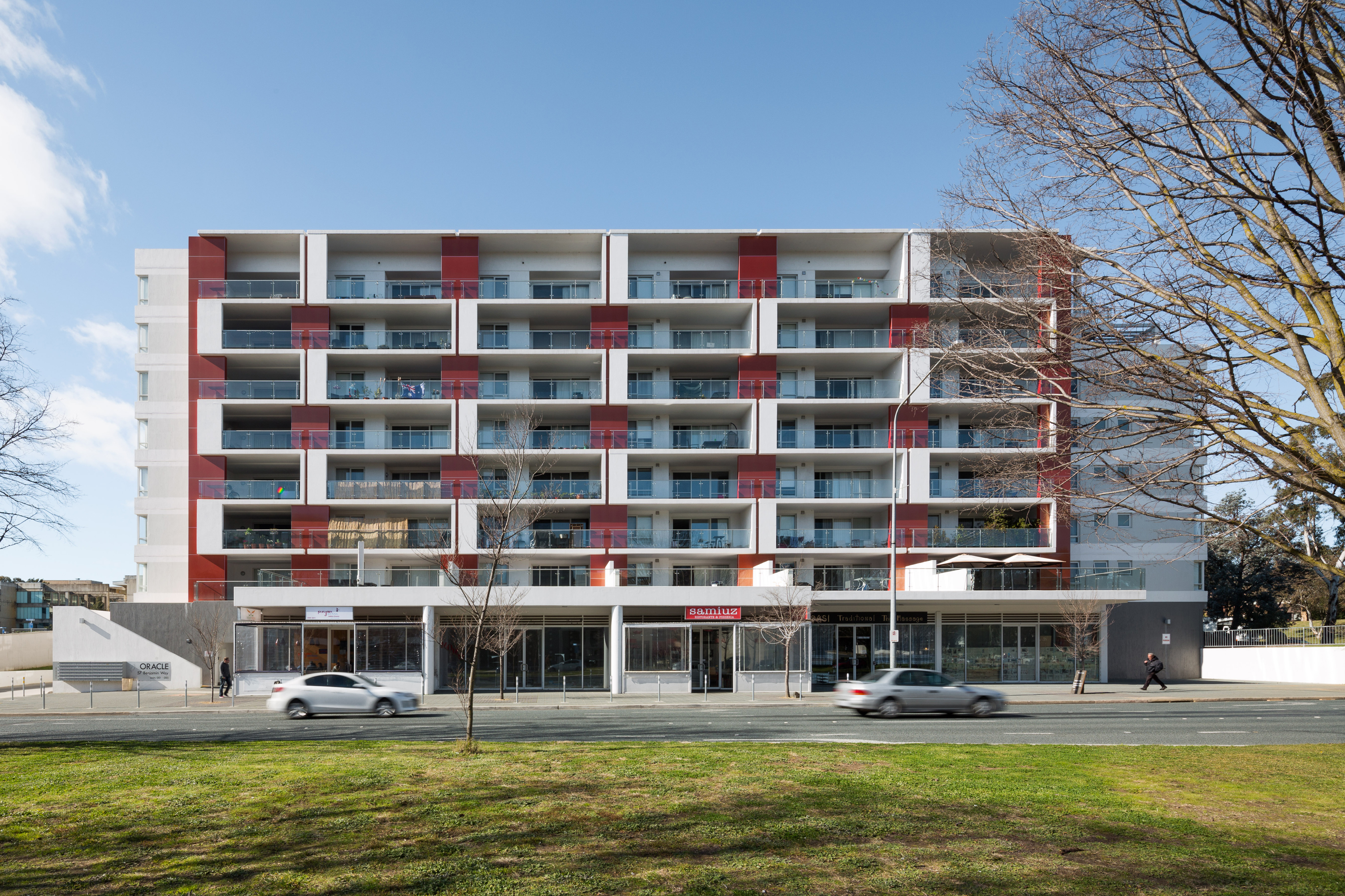 Oracle Apartments - Canberra | Guida Moseley Brown Architects