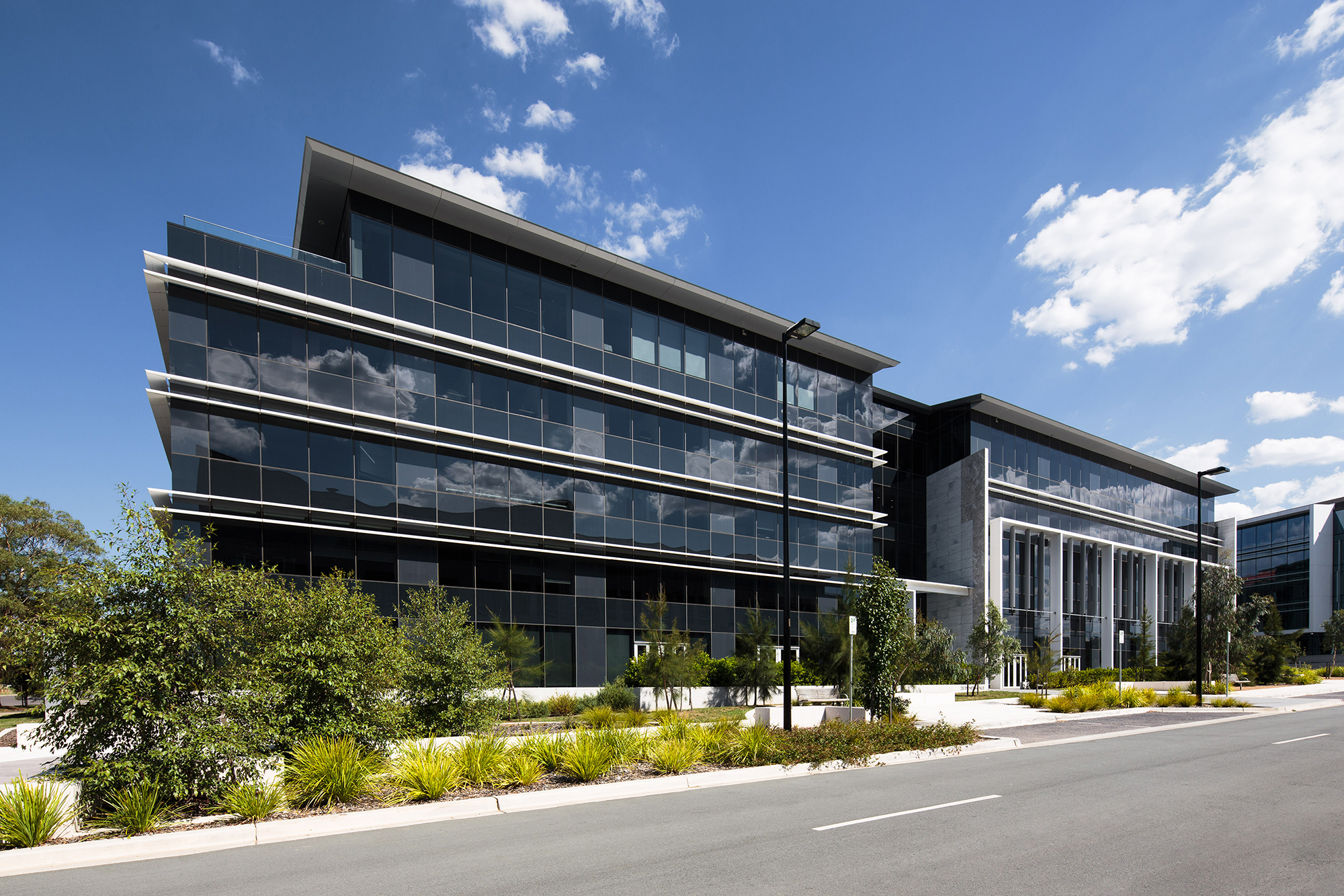 Sydney Ave Commercial Offices Canberra Guida Moseley