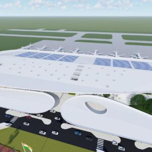 Imphal Airport_29 - Aerial